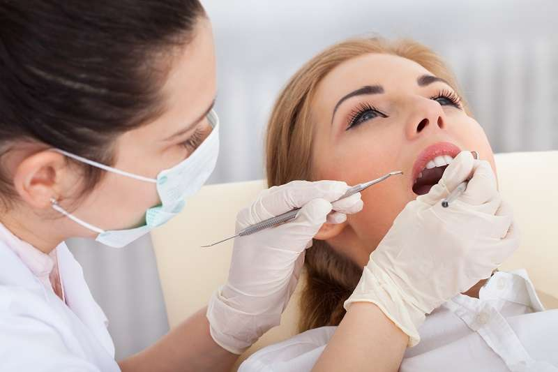 Dental Checkup, Mouth Examinations