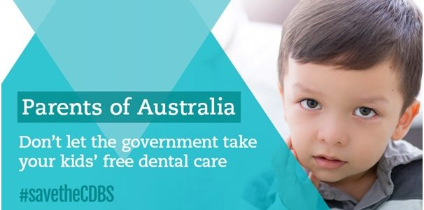 Can the Children Dental Benefits Schedule stage a comeback?