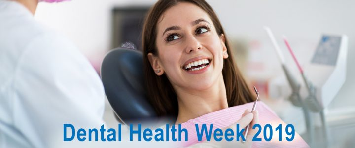 Dental Health Week 2019 – Are you tracking your oral health?