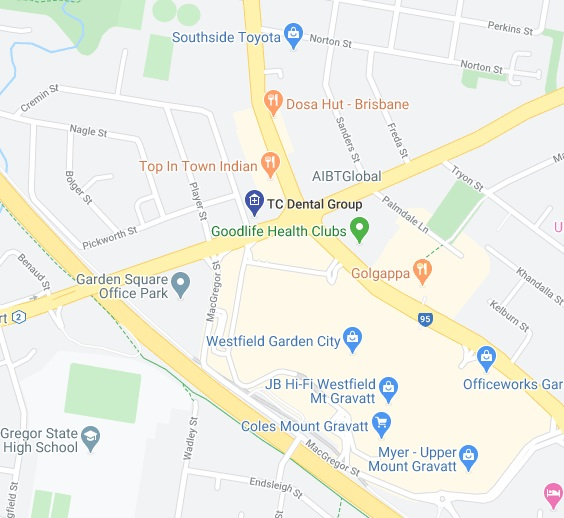 Upper-Mt-Gravatt-dentist-TC-Dental-Group-address