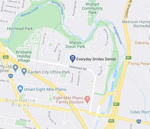eight-mile-plains-dentist-Everyday-smiles-dental-practice-address